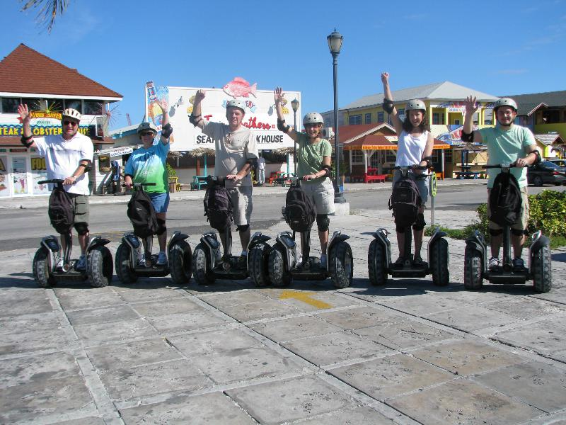 Segway Excursion Tour