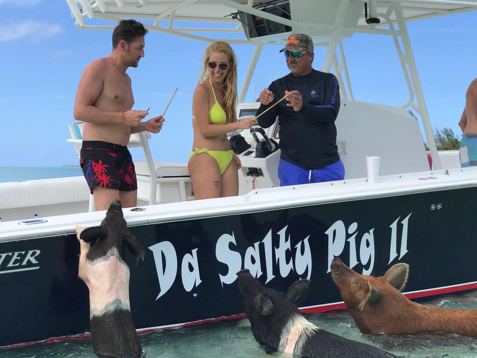 Da Salty Pig Adventure