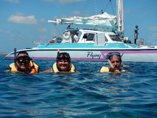 Snorkel beautiful reefs!
