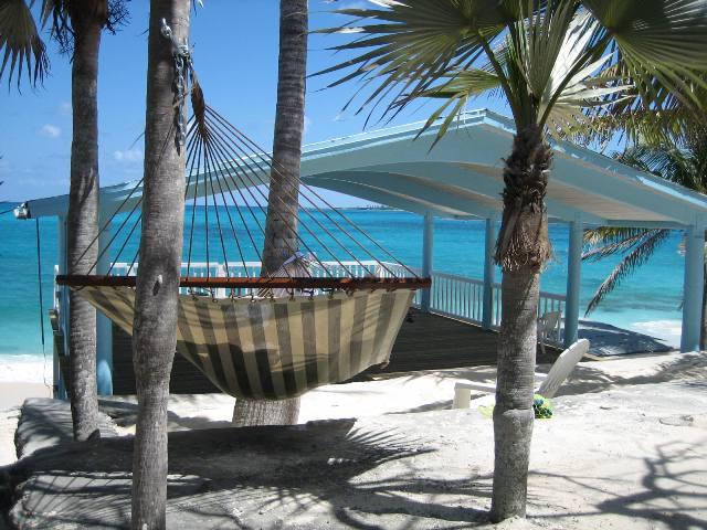 And your hammock awaits!