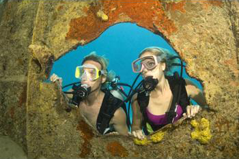 Have your first scuba experience!