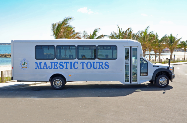 Our 29-seater shuttle buses